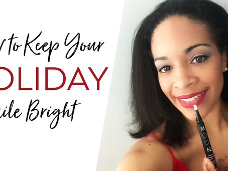 How to Keep Your Holiday Smile Bright
