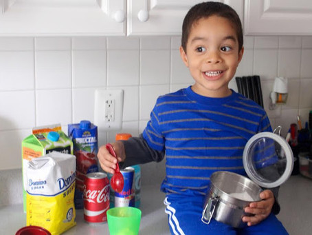 Is Your Child Getting Too Much Sugar?