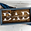 Thumbnail: Personalized 'Dad' Wooden Sign