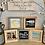 Thumbnail: Farmhouse Wood Kitchen Sign