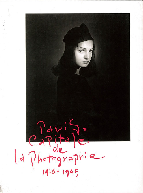 『写真のエコール・ド・パリ 1910-1945 』カタログ