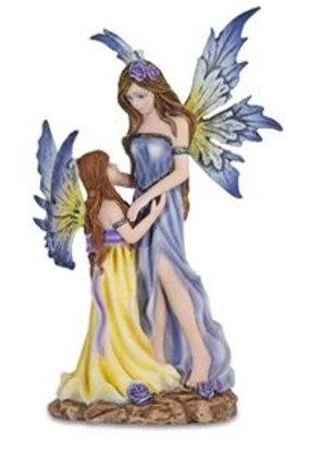 Víla s malou vílenkou