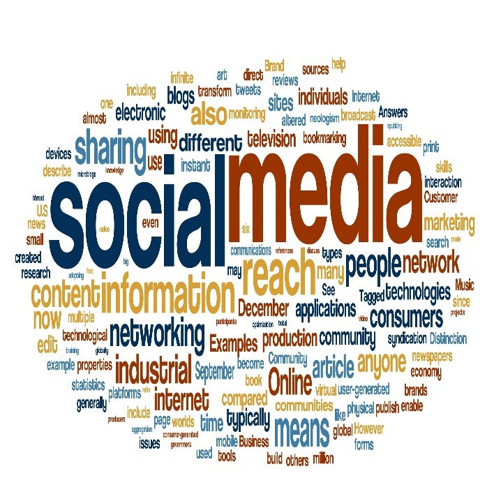 social networks and social media