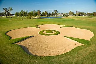 Lakewood Golf Club Sand Trap