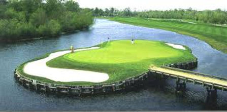 English Turn Golf & Country Club - New Orleans Golf