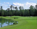 Carter Plantation. New Orleans area golf course.
