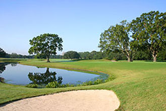 Audubon Golf Club New Orleans