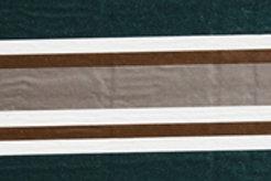 Green/Gold Roll Stripping-- per foot