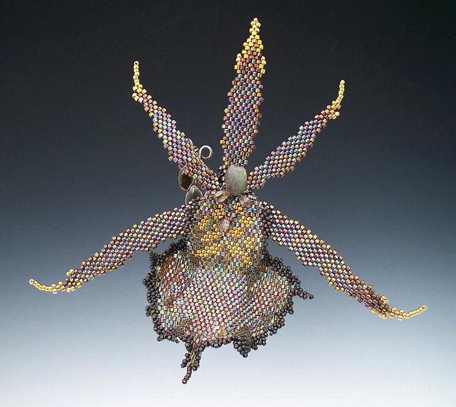 Arachnis Brooch/Pendant