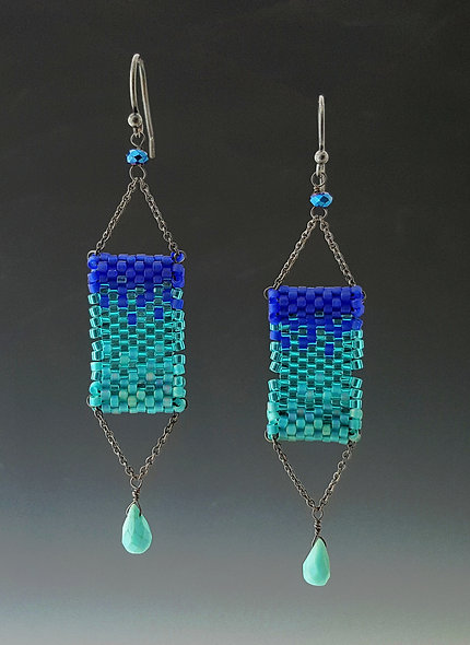 Deepwater Bar Earrings