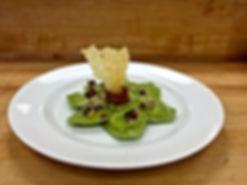 Spinach Ravioli