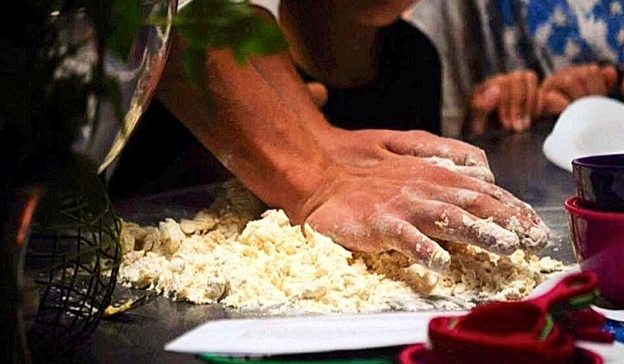 Chef Nicola Pasta dough