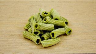 Spinach Rigatoni