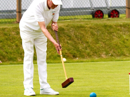 Sidmouth Croquet Team Net Superb Success over Plymouth Side