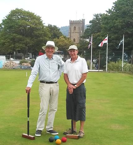 John Garner & Kelvin Dent 10 Aug 20.jpg