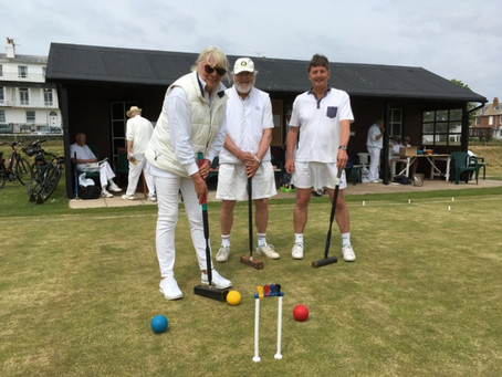 Sidmouth's 'Dangerously Addictive' Game That's Like 'Snooker on Grass'