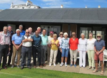 Annual Sidmouth v Medics Golf Match