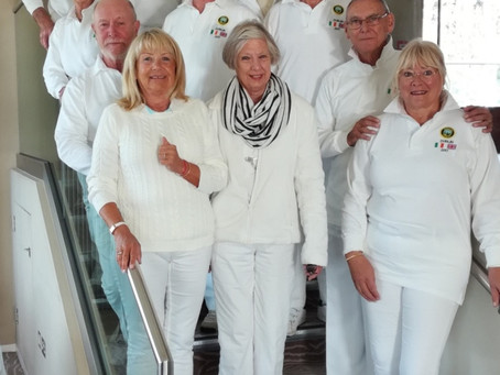 Sidmouth Croquet Players Embrace the Wonders Of Dublin