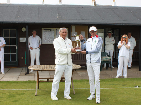 Up and coming star Aston Wade wins Sidmouth 'A' Level Series 0+ Tournament June 5th + 6th