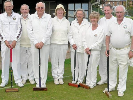 Sidmouth Loses the B League Semi-Finals / The Chairman's Garden / Season Competitions Complete