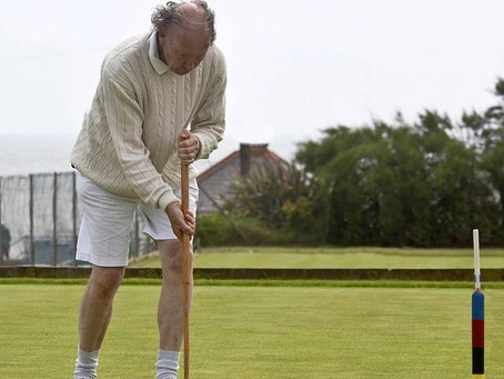 Cracking Croquet at B Level Tournament and Hard Fought Golf Croquet Singles and Hatherley Cup