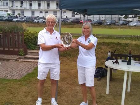Sidmouth Croquet Club see August B Level Salver Success for Robert Moss