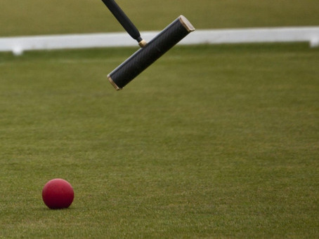 Sidmouth's Philpott and Thurlow Impress at South West Federation Short Croquet at Nailsea