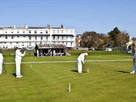 Play Croquet this Summer