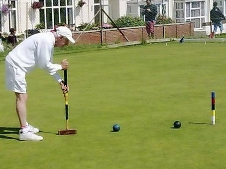 Tough Contests for Croquet Players in the Robert Case Shield & Tankard