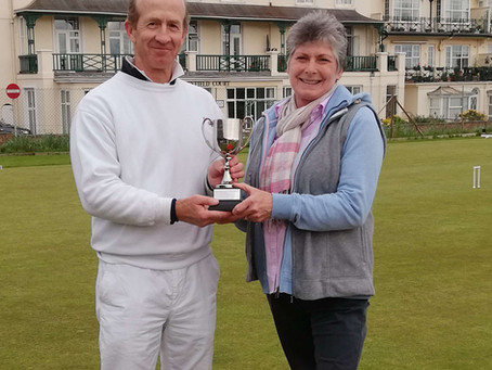 Sidmouth Haste Cup Victory For East Dorset's Jonathan Powe