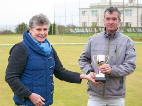 Sidmouth Haste Cup Triumph for Ian Burridge