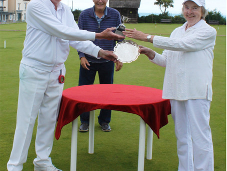 Croquet success for local players