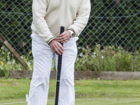 Thurlow Wins Sidmouth's Annual One Ball Tournament