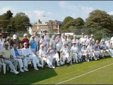 Sparkling Croquet at Sidmouth and SWF League Matches