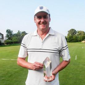 Stuart Smith wins the Kate Jones Memoria
