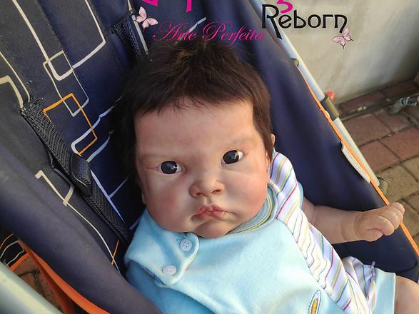 Bebê reborn Fei Yen