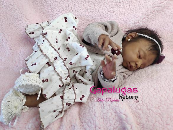 Bebê reborn kit Kaya