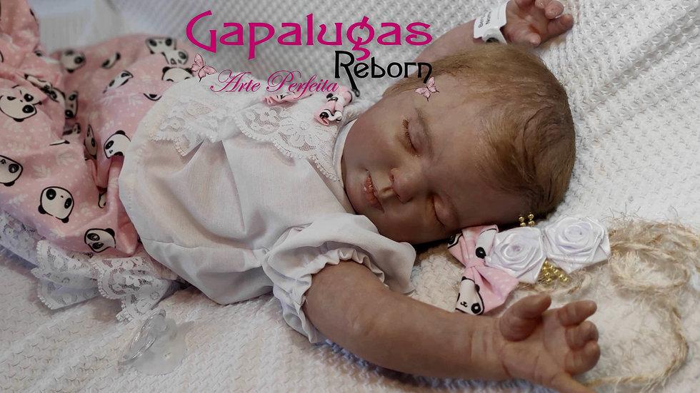 Bebê Reborn Rose
