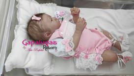 Bebê realborn kit Miranda