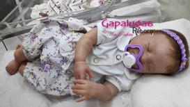 Bebê reborn kit Gemma