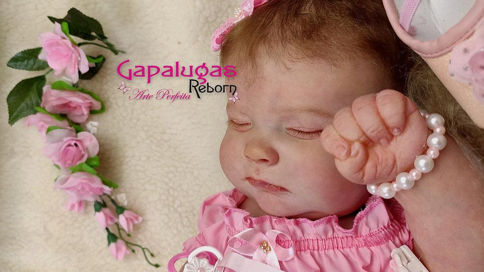 Bebê Reborn kit Josefh Sleeping - Seu nome é Tayla