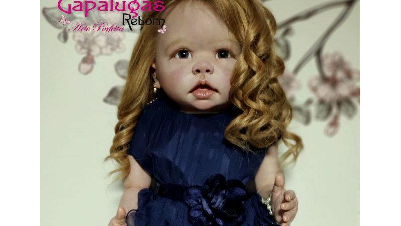 Toddler Tippi - seu nome é Elizabeth