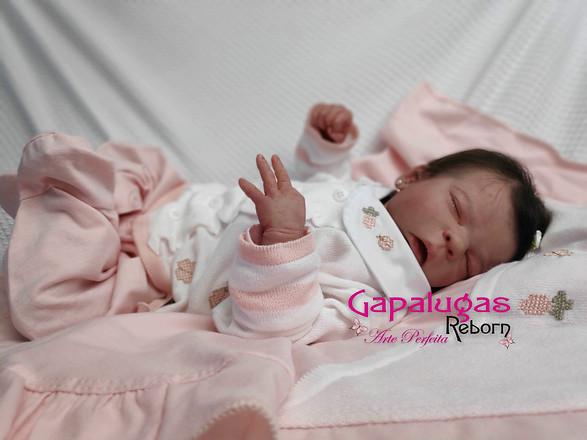 Bebê reborn kit Toby