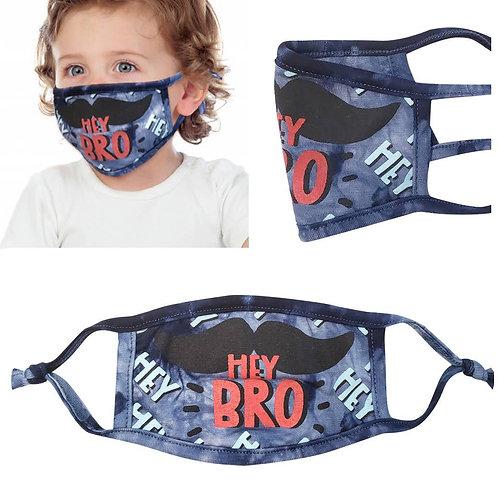 Toddler Boys 'Hey Bro' Mask