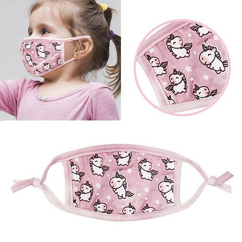 Toddler Girls Unicorn Mask