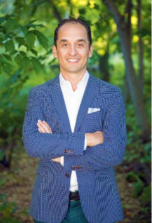Dr. Stelios Nikolakakis Neuro-Visual Optometrist