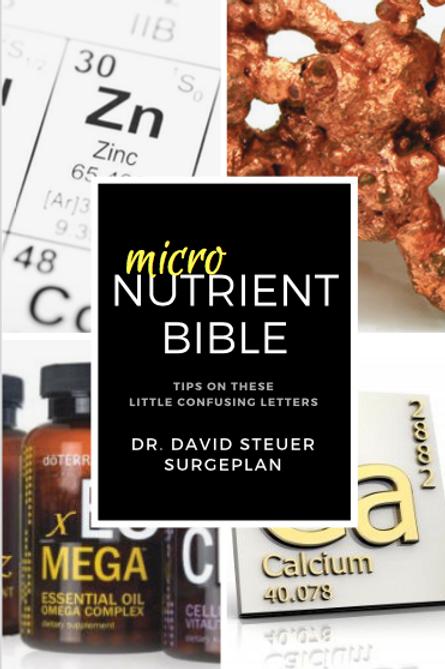 Micro Nutrient Bible