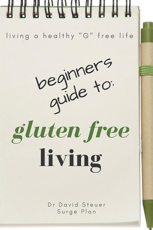 Beginner's Guide to Gluten Free Living