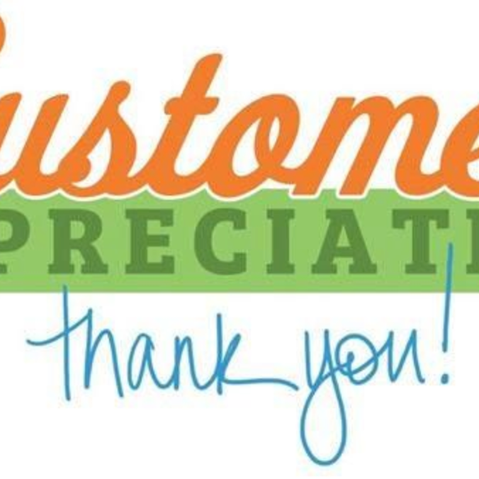 Customer Appreciation and Post Convention Tour Event