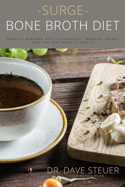 Bone Broth Diet (Inside the Surge Plan)